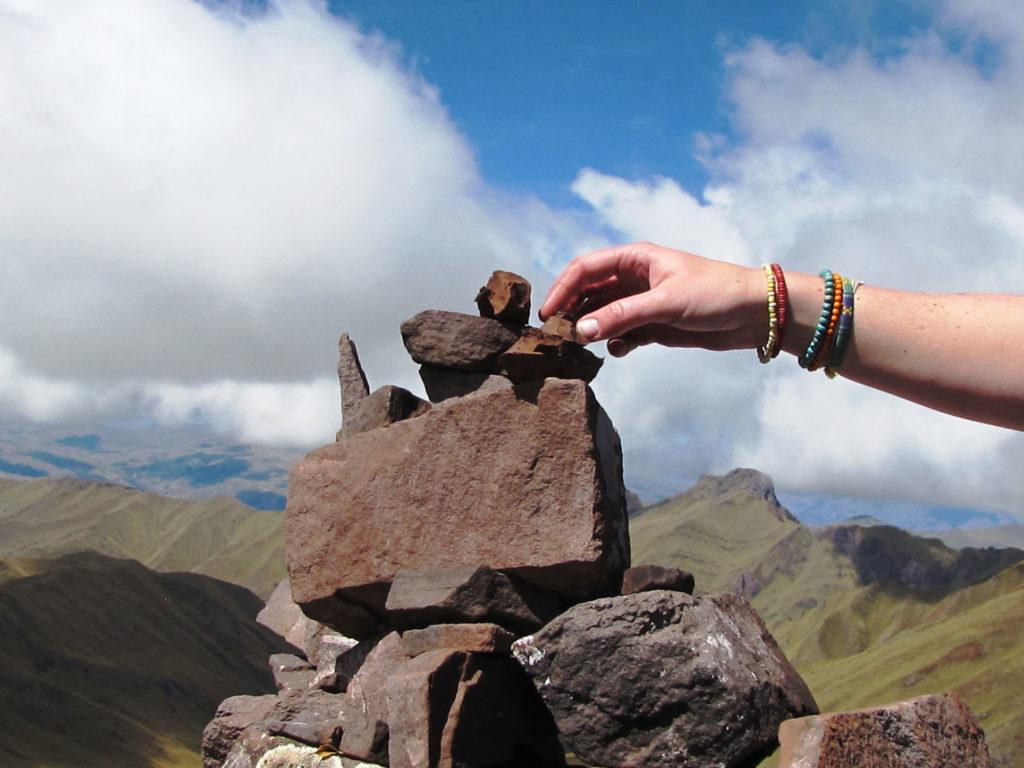 apacheta quillatambo