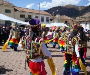 Zurite, Cusco Festival